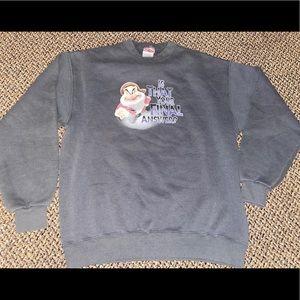 Disney crewneck sweater